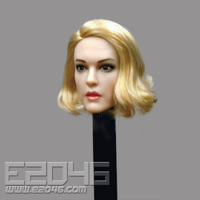 European Beauty Head Sculpture C (DOLL)