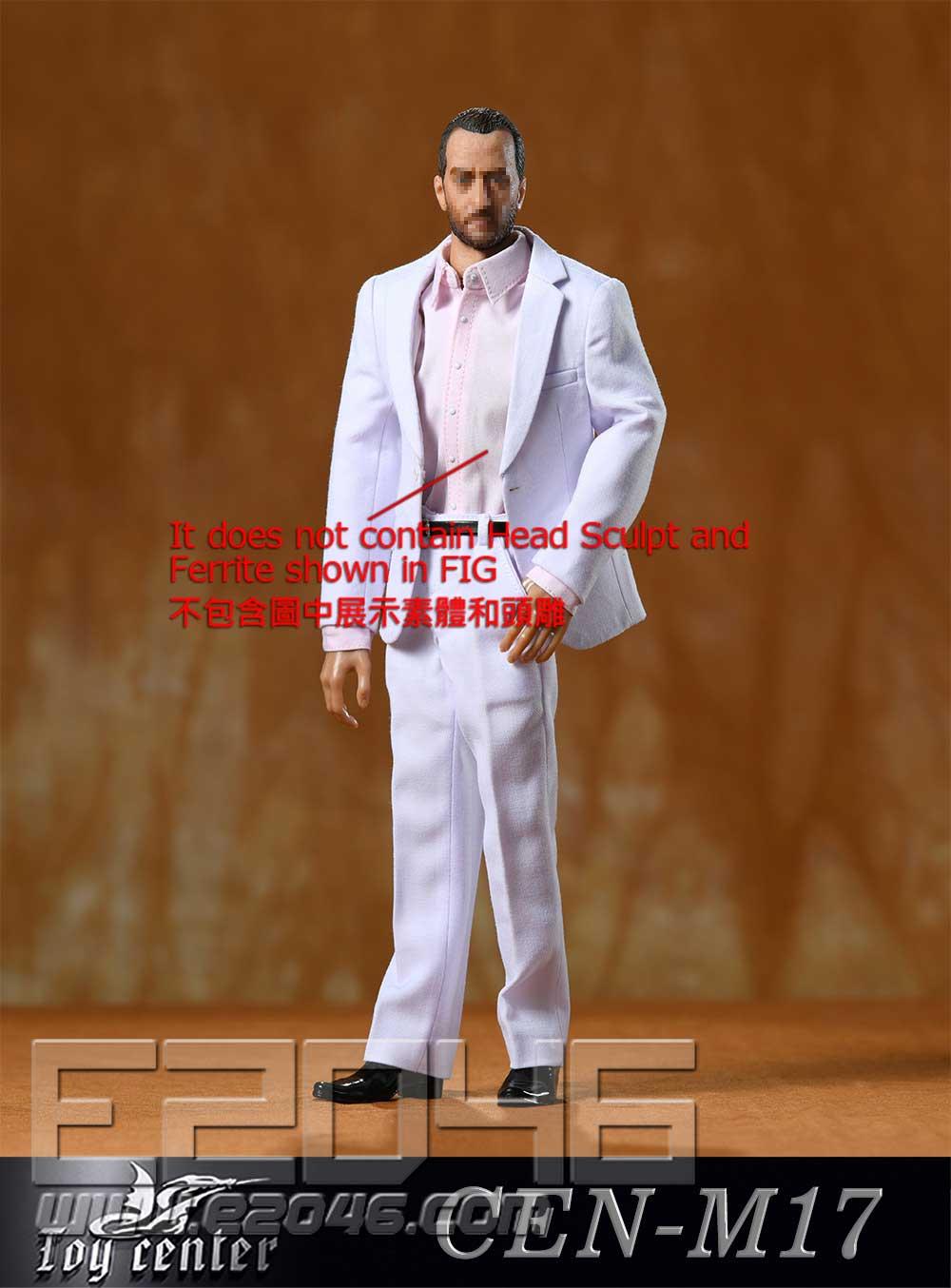 Gentleman Narrow Shoulder Suit C (DOLL)