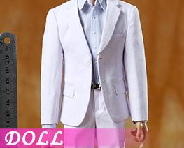 DL3980 1/6 Gentleman Narrow Shoulder Suit C (DOLL)