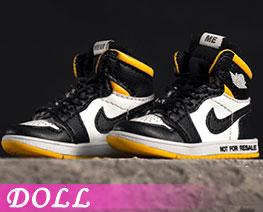 DL3004 1/6 Retro High Sneaker B (DOLL)