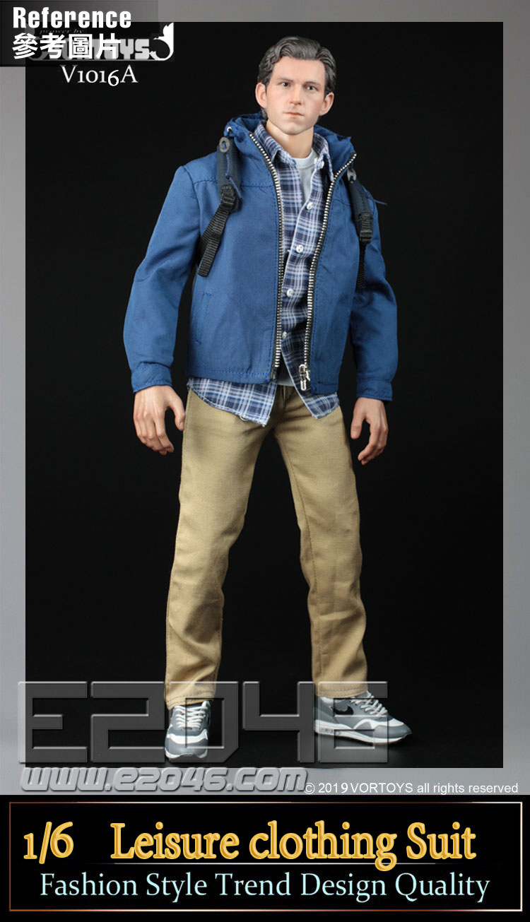 Leisure Windbreaker Suit (DOLL)