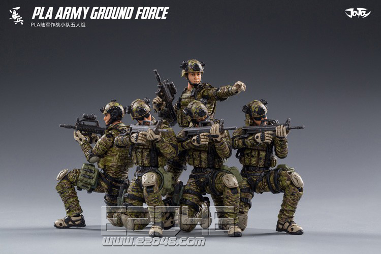Pla Army Ground Force (DOLL)