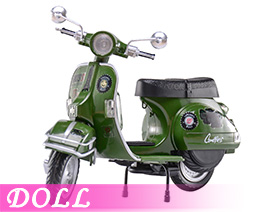 DL4258 1/12 Motorcycle E (DOLL)