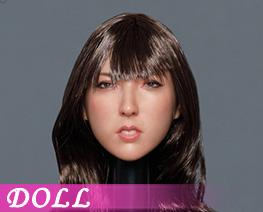 DL4876 1/6 Asian Classic Head Sculpture A (DOLL)