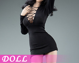 DL4412 1/6 Fashion Dress Suit B (DOLL)