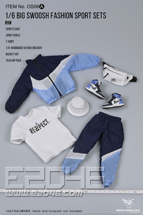 Trendy Sports Suit A (DOLL)