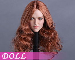 DL1300 1/6 European and American Beauty Head Sculpt A (Doll)