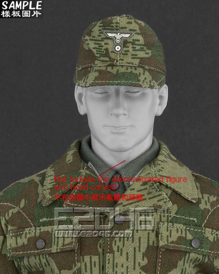 Camouflage Uniform suit A (Doll)