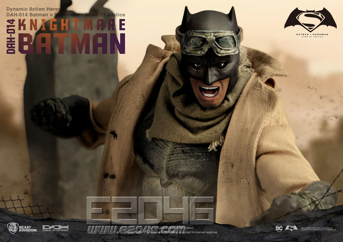Nightmare Batman (DOLL)