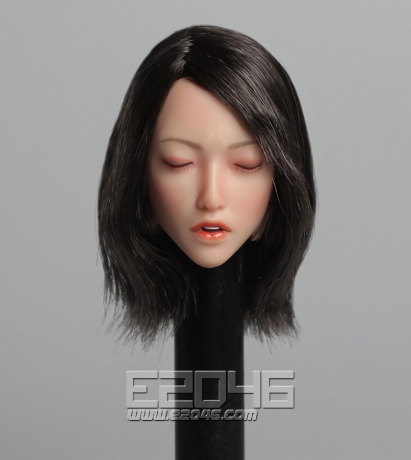 Sexy Lady Head Sculpt B (Doll)