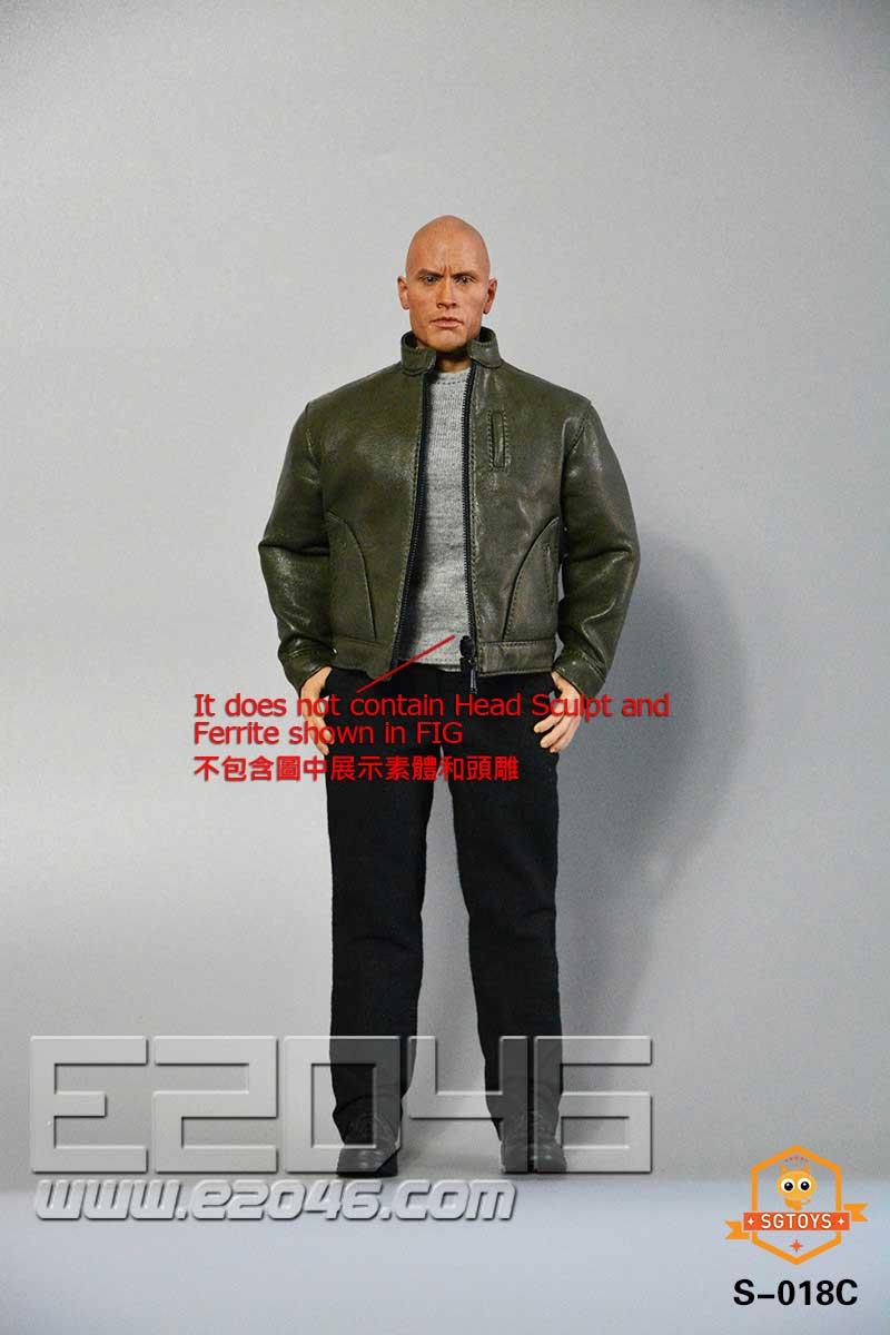 Men's Leather Suits C (DOLL)