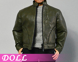 DL3933 1/6 Men's Leather Suits C (DOLL)