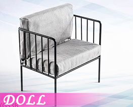 DL2775 1/6 Iron Modern Sofa B (DOLL)