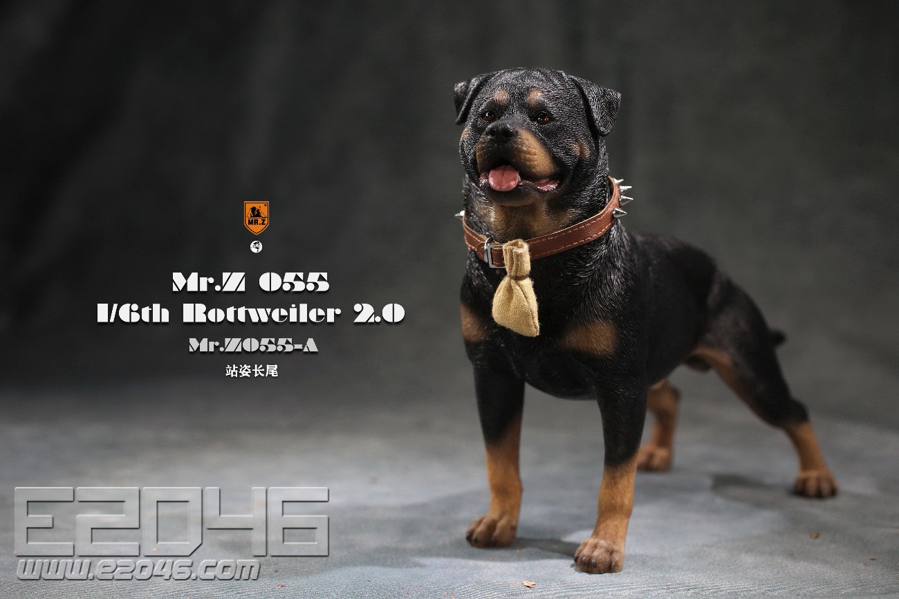 Rottweiler A (DOLL)