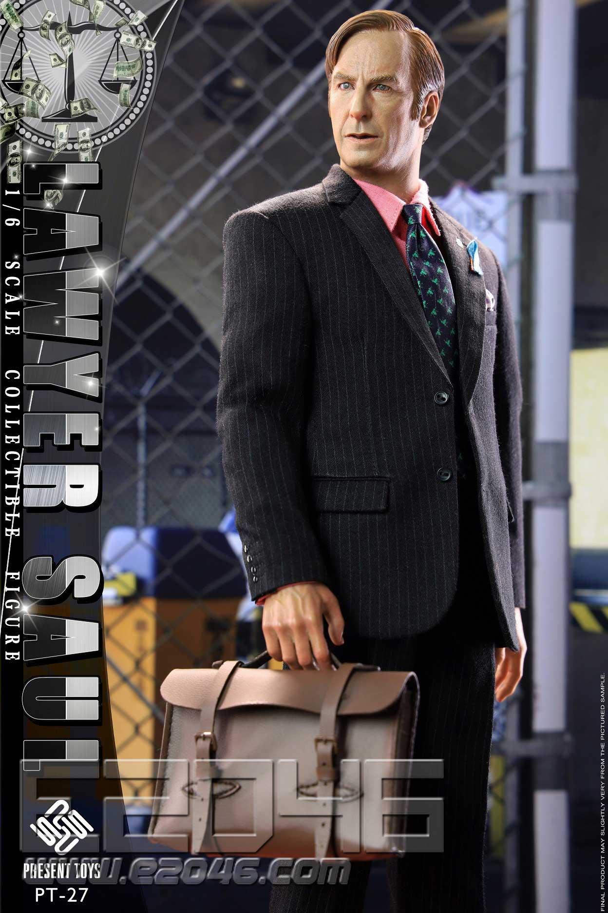 Lawyer Saul (DOLL)