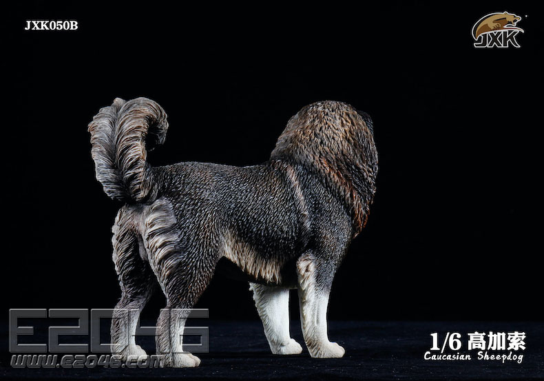 Caucasian Shepherd B (DOLL)