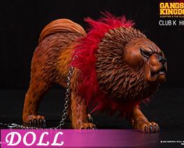 DL3866 1/6 Tibetan Mastiff A (DOLL)