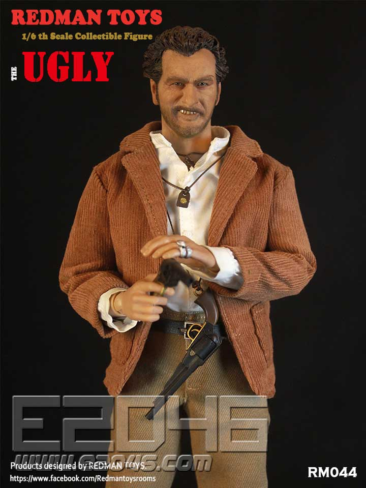 The Cowboy The Ugly (DOLL)