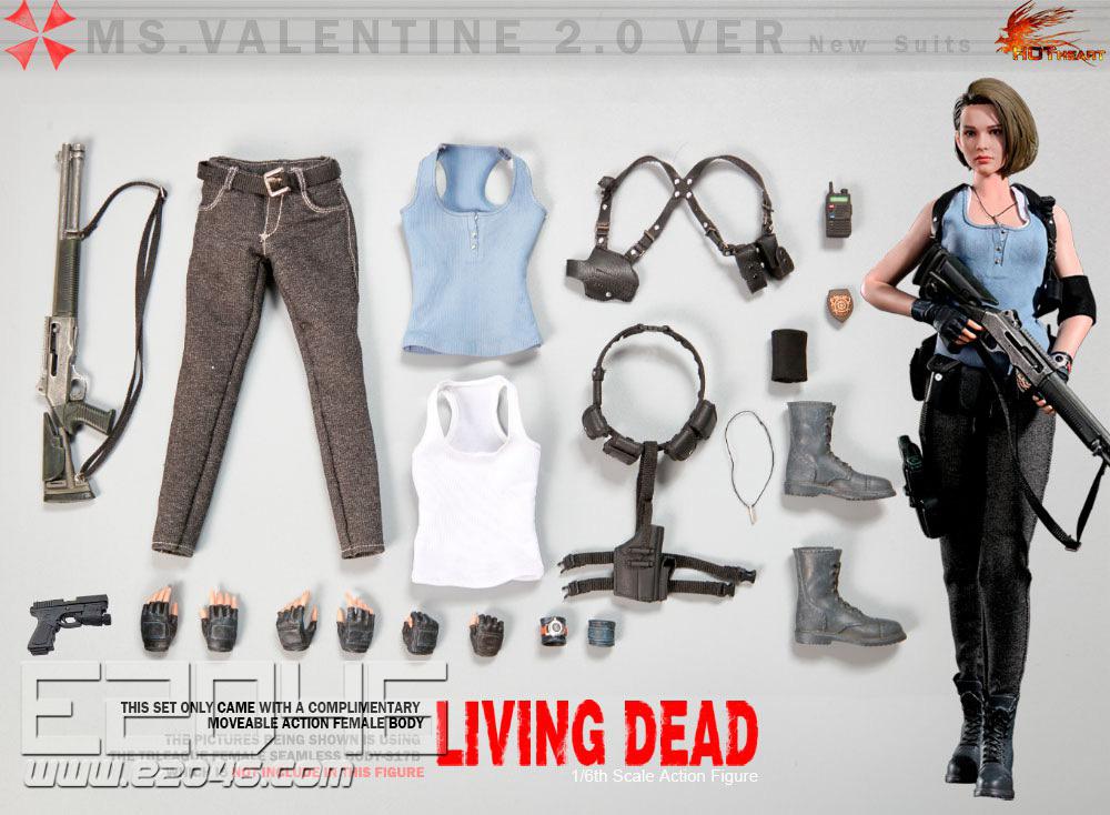 Zombie Killer A (DOLL)