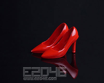 Fashion High Heels Red (DOLL)