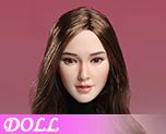DL0930 1/6 Asian Female Head Sculpt B (Doll)