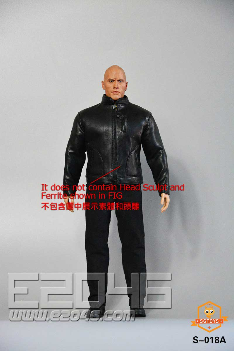 Men's Leather Suits A (DOLL)
