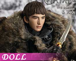 DL2126 1/6 Bran Stark Standard Version (DOLL)