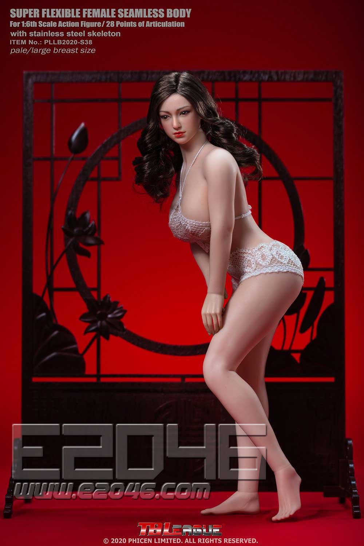 Female Body White Skin (DOLL)