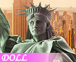 DL0568 1/6 Statue Of Liberty (Doll)