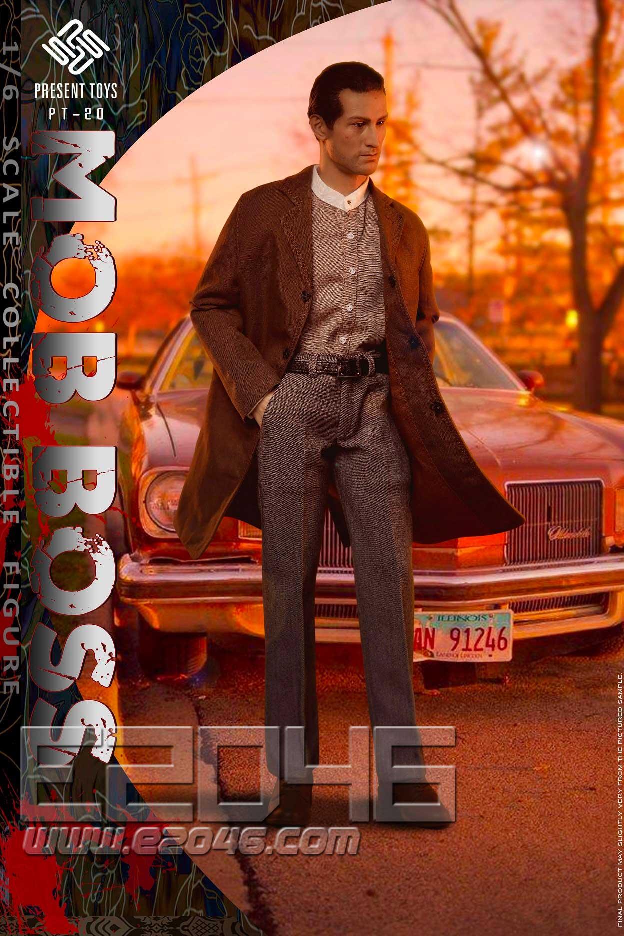 Gangster Boss (DOLL)