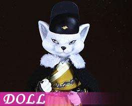 DL2993  Arctic Fox C (DOLL)
