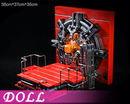 DL4104 1/12 Gate Of Time Science Fiction Scene A (DOLL)