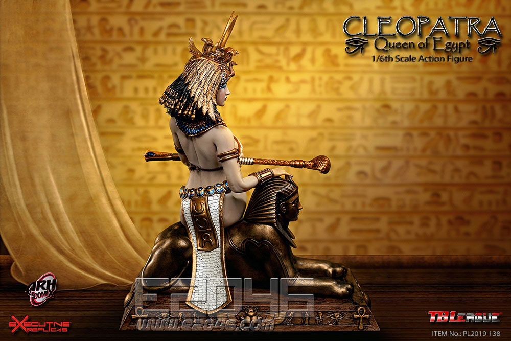 Cleopatra Queen Of Egypt (DOLL)