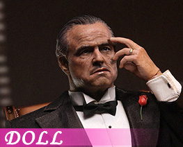 DL4133 1/6 Vito Corleone (DOLL)