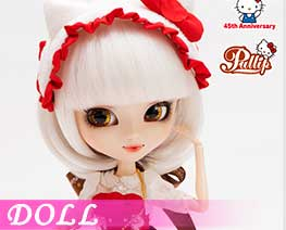 DL2379  Hello Kitty Pullip 45th Anniversary Version (DOLL)