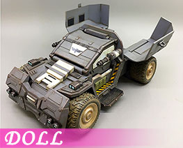 DL2576 1/25 Wild Rhinoceros Armored Assault Vehicle (DOLL)