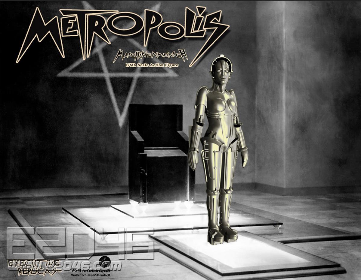 Robot Maria (DOLL)