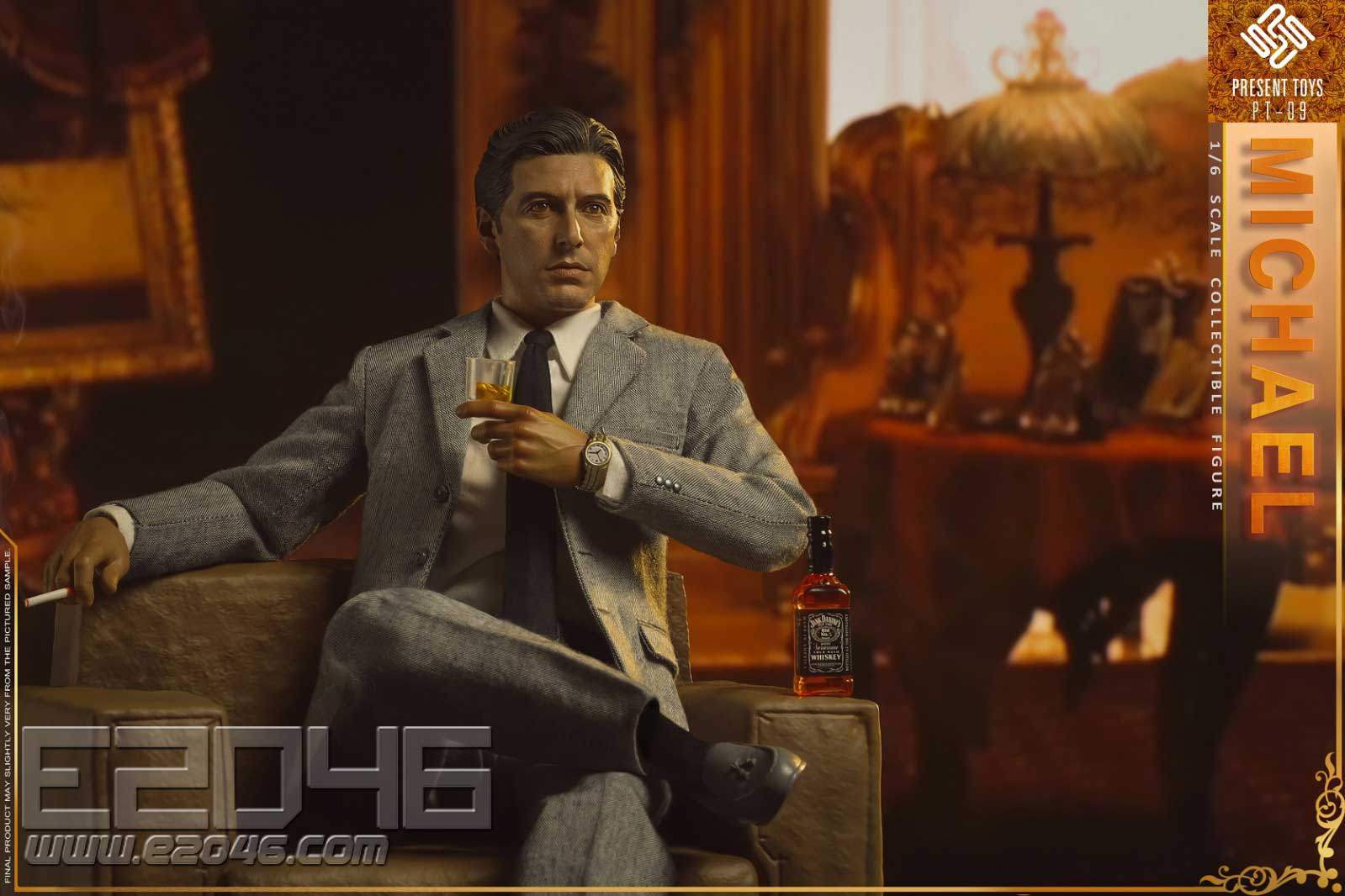 The second Mob Boss (DOLL)