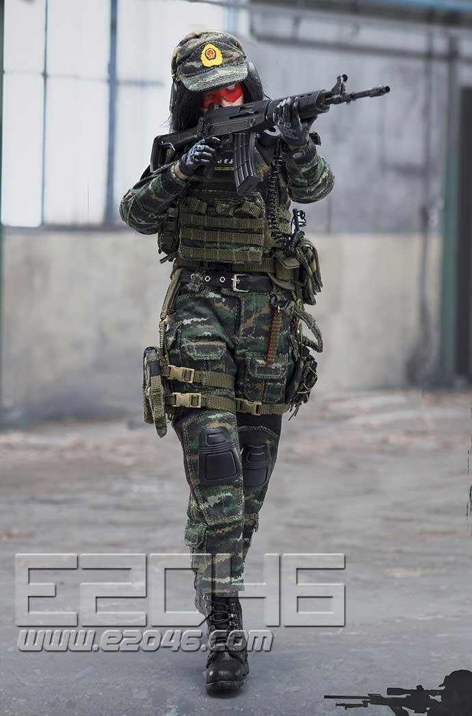 UNIT Female sniper (DOLL)