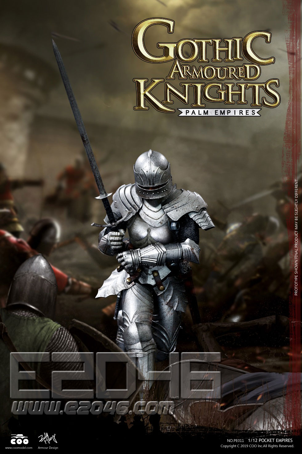 Gothic Armored Knight (DOLL)