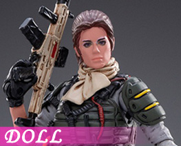 DL4896 1/18 Fearless Tigers Feng Min (DOLL)