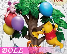 DL3208  Winnie the Pooh and Friends (DOLL)