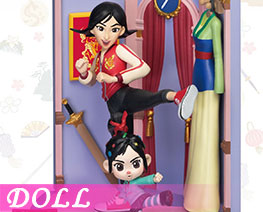 DL3555  MuLan (DOLL)
