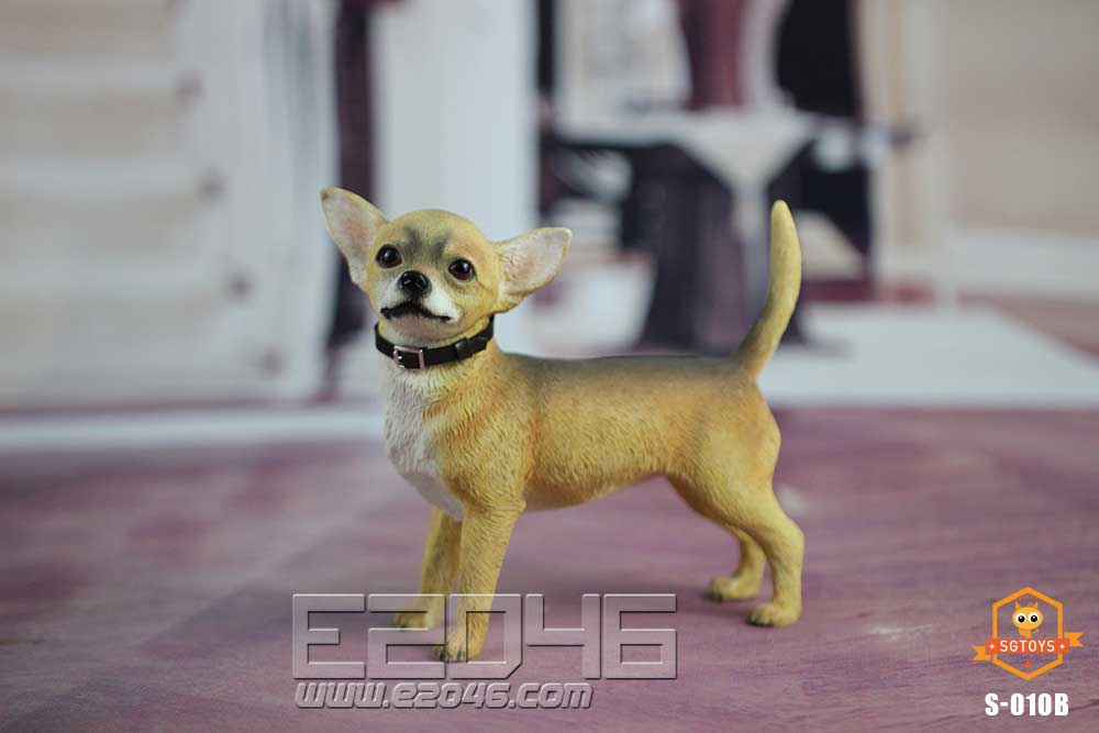 Chihuahua Dog B (DOLL)