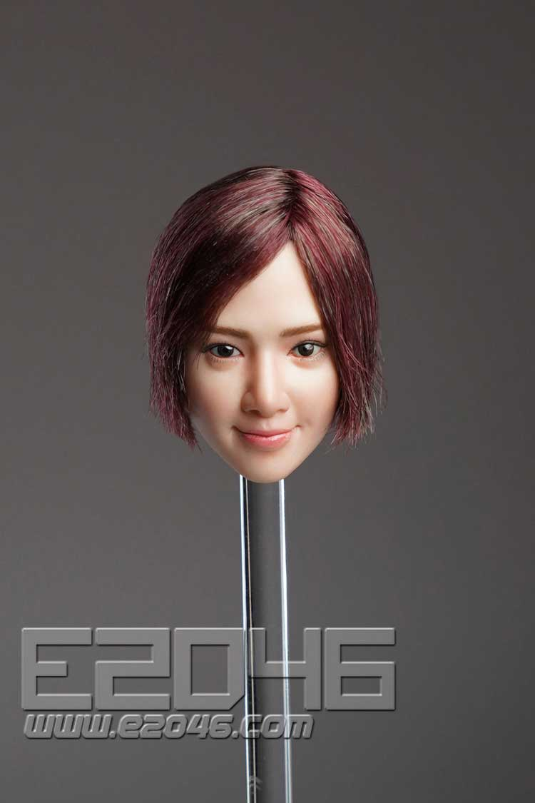 Female head D (DOLL)