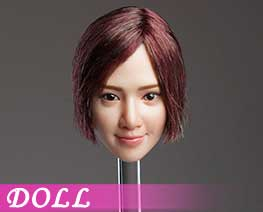 DL1672 1/6 Female head D (DOLL)