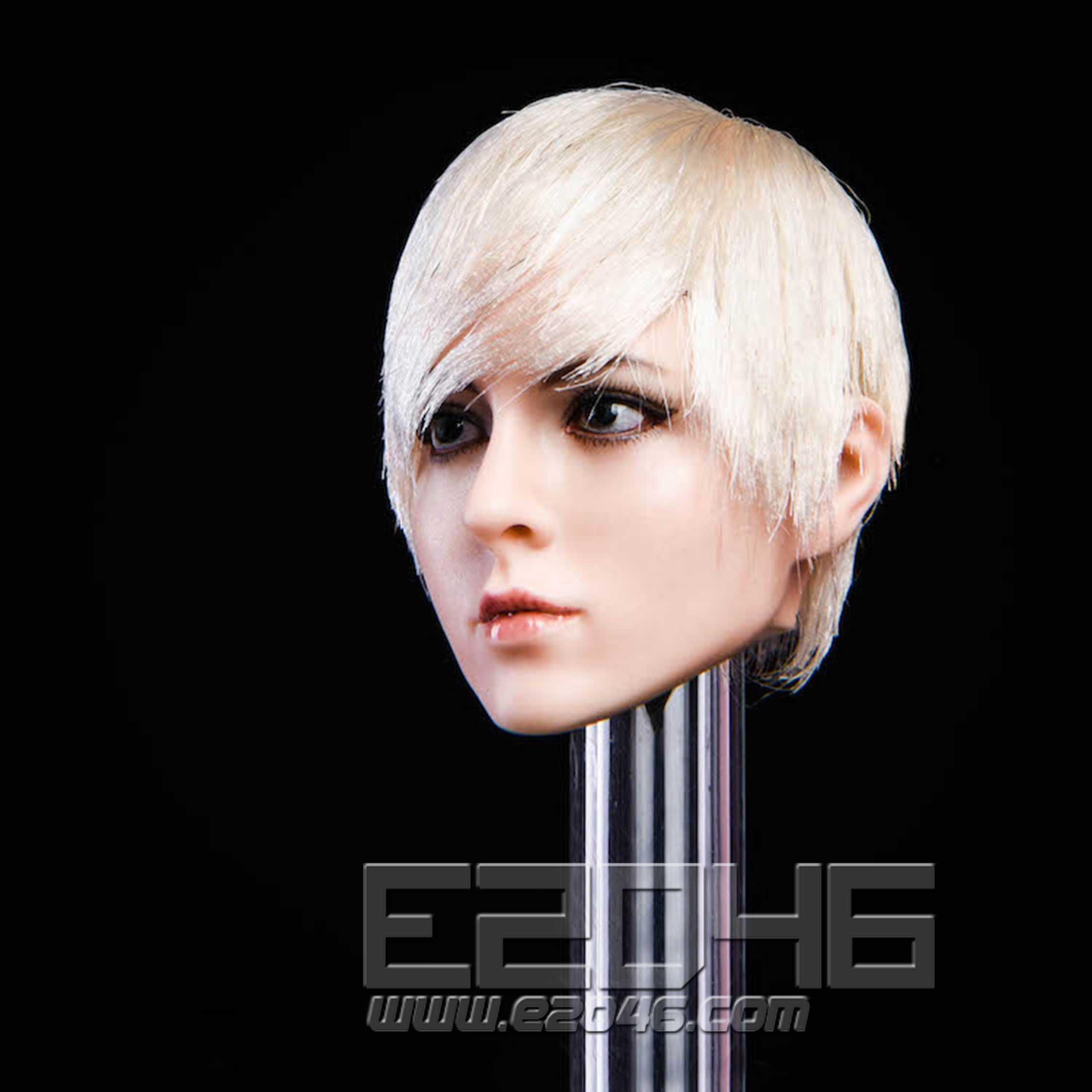 Mixed beauty head Mina B (DOLL)
