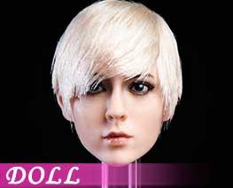 DL1613 1/6 Mixed beauty head Mina B (DOLL)