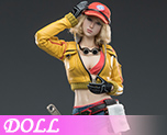 DL1240 1/6 Female Automobile Mechanic (Doll)
