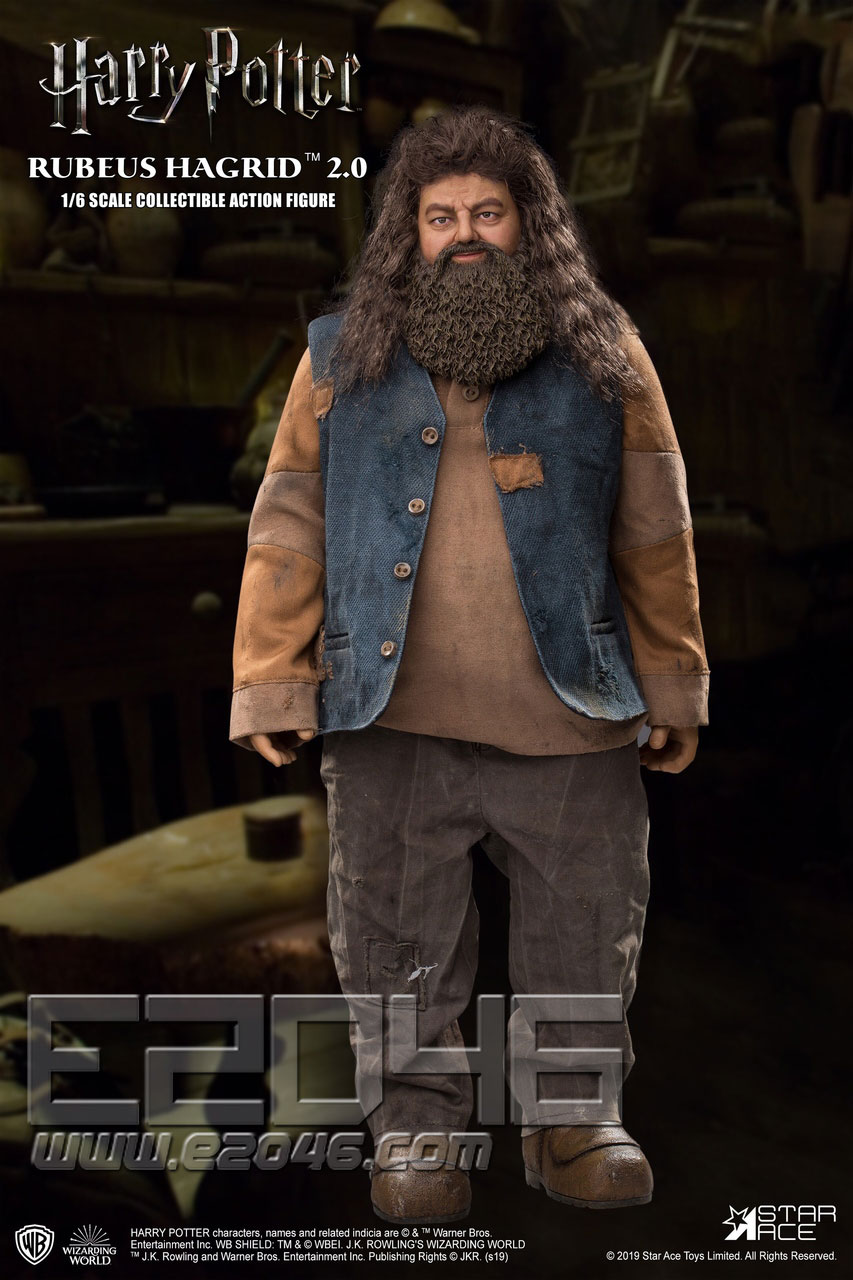 Rubeus Hagrid (DOLL)